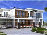 House Plans for Homes with A View Contemporary House View Kerala Home Design and Floor Plans