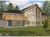 House Plans for Lake View House Plans with Lake Views Covered Porch Design View