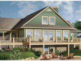 House Plans for Lake View Lake House Plans with Rear View Lake House Plans with