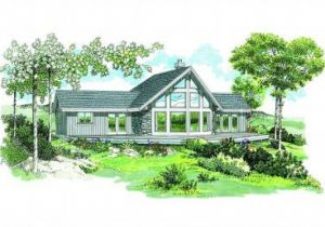 House Plans for Lakefront Homes Lakefront House Plans View Plans Lake House Water Front