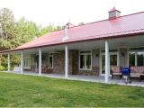 House Plans for Metal Buildings Metal Building Home W Awesome Wrap Around Porch Hq Plans