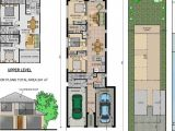 House Plans for Narrow Lots On Waterfront Waterfront House Plans