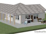 House Plans for Retired Couples Free House Plan Dream Retirement Design Grandmas House Diy