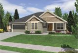 House Plans for Single Story Homes Rustic Single Story Homes Single Story Craftsman Home
