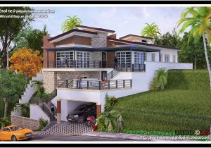 House Plans for Sloped Land Philippine Dream House Design A House In A Sloping Land