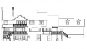 House Plans for Sloping Lots In the Rear House Plans for Sloping Lots In the Rear House Style and