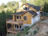 House Plans for Steep Sloping Lots Steep Mountain Modern Home