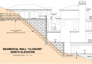 House Plans for Steep Sloping Lots Utilizing Geofoam In Foundation Design for Steep Sloped