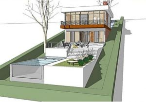 House Plans for Steep Sloping Lots Very Steep Slope House Plans Sloped Lot House Plans with