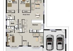 House Plans for Three Bedroom Homes 3 Bedrooms House Plans Designs Luxury Awesome 3 Bedroom