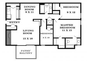 House Plans for Three Bedroom Homes Beautiful Modern 3 Bedroom House Plans Modern House Plan