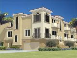 House Plans for Two Family Home Multi Family House Plans