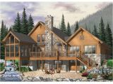 House Plans for Waterfront Home Plan 027h 0109 Find Unique House Plans Home Plans and