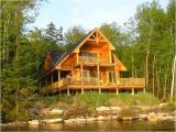 House Plans for Waterfront Home Waterfront Home Plans Rustic Waterfront House Plan