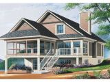 House Plans for Waterfront Home Waterfront Homes House Plans Lowcountry House Plans