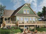 House Plans for Waterfront Homes Waterfront House Floor Plans Small House Plans Walkout