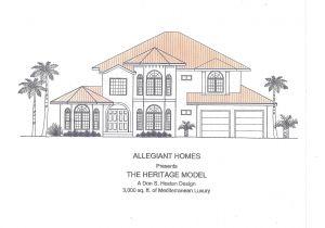 House Plans In Trinidad and tobago Heritage Model Maracas Garden Trinidad and tobago