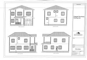 House Plans In Trinidad and tobago House Plans Estate Management Business Development