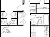 House Plans Less Than 800 Sq Ft 800 Square Feet or Less House Plans Home Deco Plans