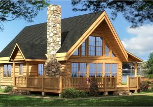 House Plans Log Homes Log Cabin House Plans Rockbridge Log Home Cabin