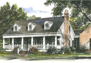 House Plans Louisiana Architects Louisiana Garden Cottage John Tee Architect southern