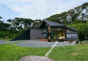 House Plans On A Hill A House On A Hill Facing the Sea Design Milk