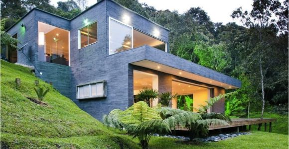 House Plans On A Hill Ideas House Plans for Homes Built Into A Hill Awesome