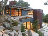 House Plans On Hill Slopes A Home Built On A Slope Interior Design Inspiration