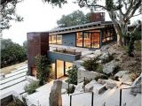 House Plans On Sloped Lot 12 Best Sloping Land Architecture Images On Pinterest