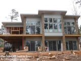 House Plans On Sloped Lot Modern House Plans for Narrow Sloping Lots
