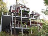 House Plans On Sloped Lot Narrow Houseplans Joy Studio Design Gallery Best Design
