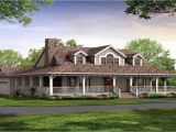House Plans One Level with Wrap Around Porch Country House Plans with Porches One Story Country House