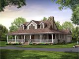 House Plans One Level with Wrap Around Porch House Plan with Wrap Around Porch One Floor Home Design