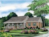 House Plans One Level with Wrap Around Porch One Story House Plans with Porch One Story House Plans
