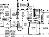 House Plans Over 10000 Square Feet 10000 Square Foot Cool House Floor Plans 6 Bedroom 2 Story