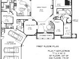 House Plans Over 4000 Square Feet Anything is Possible with that Much Room 4000 to 5000