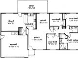 House Plans Rectangular Shape Rectangle Shaped House Plans Escortsea