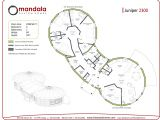 House Plans Round Home Design Juniper Series Floor Plans Mandala Homes Prefab Round