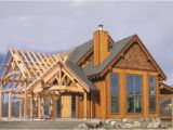 House Plans Timber Frame Construction Hybrid Timber Frame Home Plans Hamill Creek Timber Homes