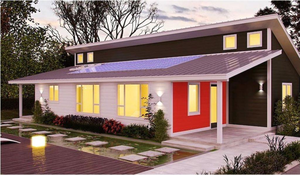 House Plans Under 100k to Build Modern Prefab Homes Under