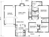 House Plans Under 1400 Sq Ft 3br 2ba On A Single Level Under 1400 Sq Ft House Plans