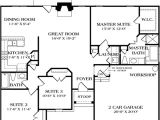 House Plans Under 1400 Square Feet Craftsman Style House Plan 3 Beds 2 00 Baths 1400 Sq Ft
