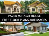 House Plans Under 200k to Build Philippines Philippines P576k to P732k Free Floor Plan and House