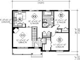 House Plans Under 900 Square Feet Traditional Style House Plan 2 Beds 1 Baths 900 Sq Ft