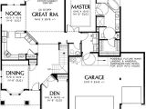 House Plans Universal Design Homes Universal Design Plan with Great Room 69337am