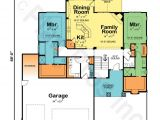 House Plans with 2 Master Suites On Main Floor House Plans with Two Owner Suites Design Basics