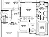 House Plans with 3 Bedrooms 2 Baths 3 Bedroom 3 Bathroom House Plans Awesome 3 Bedroom 2