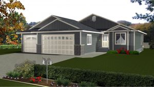 House Plans with 3 Car attached Garage House Plans Car attached Garage Designs House Plans 34109