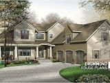 House Plans with 3 Car Garage and Bonus Room House Plan W2659 Detail From Drummondhouseplans Com