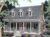 House Plans with A Front Porch House Plans One Story with Porches One Floor House Plans